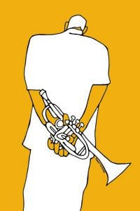 BACK OF TrumpetPlayer