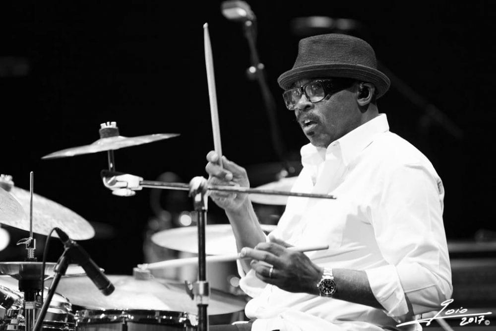 drums HarveyMason