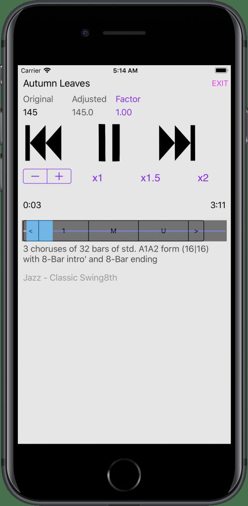 En us iPhone 6 plus 01 PlayerScreen indrammet