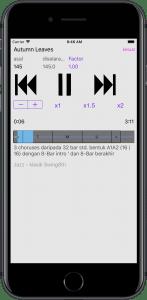 MS iPhone 6 plus 01 PlayerScreen encadré