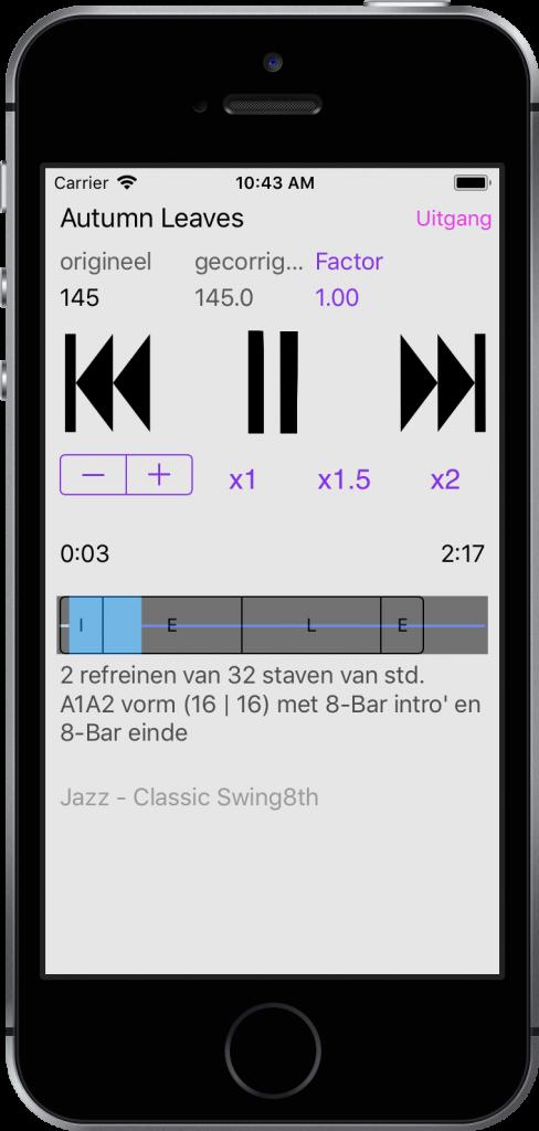 nl NL iPhone SE 01 PlayerScreen framed