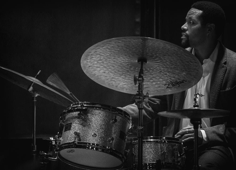drummer NasheetWaits