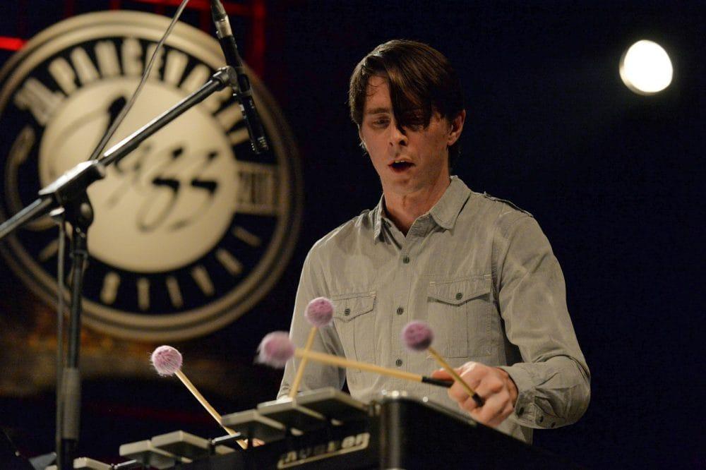 drummer JimHartWithDanielErdmannsVelvetRevolution
